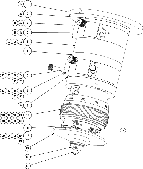 Laser Mech Replacement Parts Service